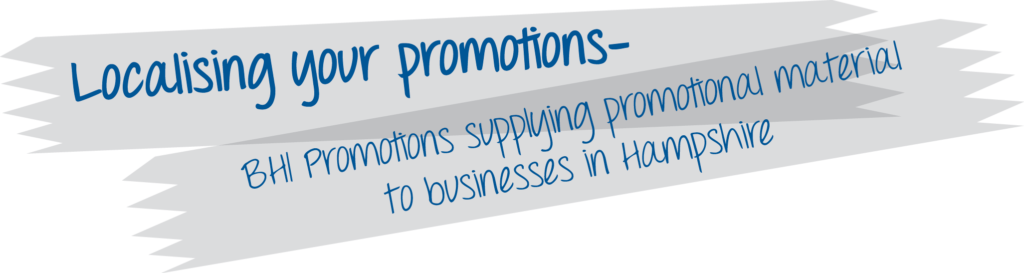 Promotional Material Hampshire